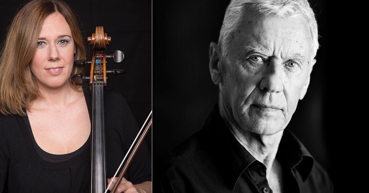 Poul Hüttel og cecilie Hyldgaard
